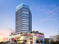 旅游大厦单身公寓 Loft结构 15楼 2室1厅1卫 精装 2500元