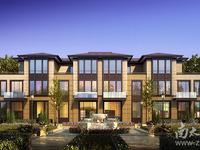 上时雍景湾联排别墅,产证227方,9.3米大开间,花园约100方,赠送挑空和露台
