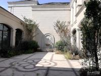 绿城御园,法式四合院带中庭花园