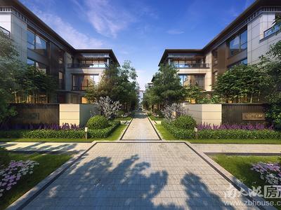 仁皇山下唯一在售洋房,低密度的住宅彰显品质