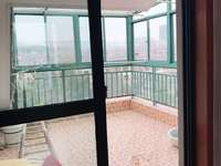 仁皇山庄5楼带阁楼实际面积200多平超大露台爱山五中一看九中
