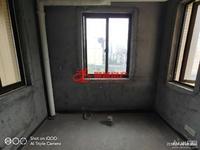 鸿地凰庭4楼118.34平毛坯三室价210万