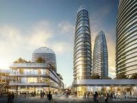 南浔,广弘新天地,地标性建筑,独特个性建筑风格,自带18万方商业综合体,南浔唯一