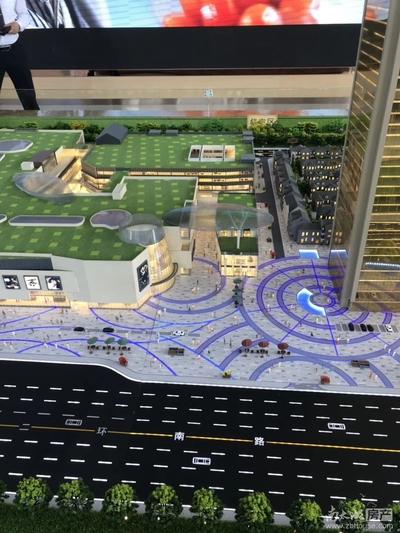 科技新城板块核心地段辐射周边30万常住人口 超高性价比 投资的不二之选