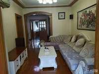 出售青塘小区4楼,71.14平米,两室两厅,老精装,自行车库7平,94.8万