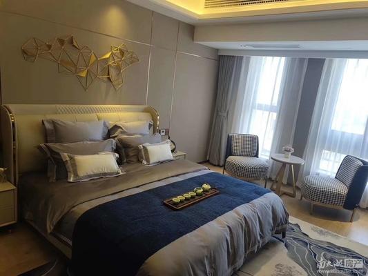 湖东商业中心 酒店公寓 47.5平 4到10楼公寓 11楼物业 高回报 精装交付