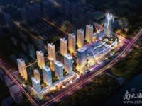仁皇山,吾悦广场高层景观楼层,105方绝版户型,140万,包二税,首付54万起