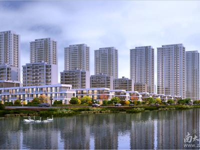 湖州市中心 首付8万的住宅 单价9500 位置好 到银泰5分钟 看房方便
