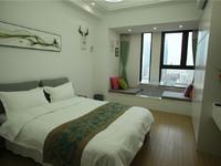 信业ICC,豪华,高层的温馨房间