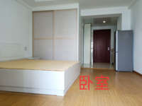 景鸿铭城,景观精装单身公寓,自住、收租均可!