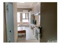 信业ICC 43.09平 单身公寓 精装68万 家具家电齐全