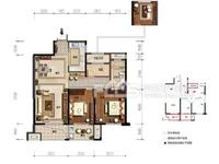 太阳城 3室2厅1卫 三开间朝南 性价比超高!