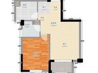 出售星汇半岛一期2室1厅1卫64.2平米76万住宅