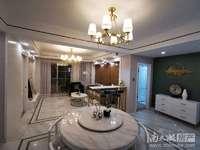 星汇半岛F区13楼 125.3平三室朝南二厅二卫 位置好 159.8万
