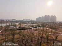 出售:祥生悦山湖,景观洋房,第一排,前面是公园,景观好,带储藏室和汽车位,包税