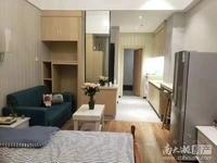 天成大厦精装单身公寓,高端大气 可办公 可入住