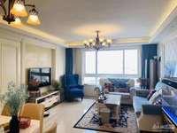 星洲国际中间楼层东边套142.76平三室两厅两卫双阳台满两年165万