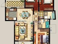 西西那堤 3室2厅2卫 楼层价 东边套 含车位总价138万