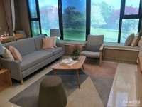 精装修高品质复式公寓 买一层送一层 黄金楼层 现房可随时看房