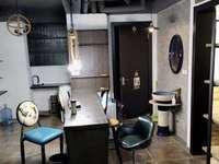 赞城学仕府 两室一厅 办公室装修