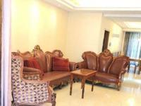 凯莱国际精装修126平三室两厅4000/月