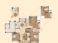 祥生悦山湖136.38方四室两厅两卫全新毛坯 带储藏室 总价带车位