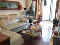 滨河园3楼西边套75.5平两室两室一卫精装满两年车库11平报价118万可协