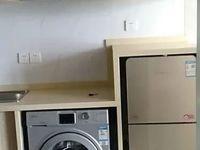 大都汇 单身公寓 38平 精装 空,热,彩,冰,洗,床,家具 2100元