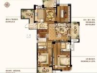 出售爱家华城 毛坯3室2厅2卫 红丰路1088号 清河大桥西侧