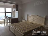 金色水岸.单身公寓.1室1厅.朝南.精装修