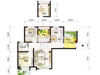 出售首创悦府 毛坯3室2厅1卫 双学区 仁皇山西片三环北路南侧