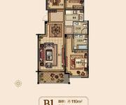 B1户型110m²