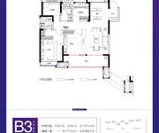 B3户型128m²