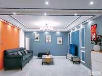 星汇半岛二期23楼3室2厅121平租4000元/月包物业豪华装修