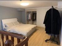 出租:翰林世家21楼LOFT单身公寓 精装修 家电齐全 拎包入住,年付可优惠