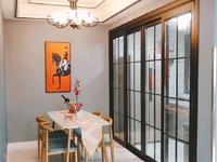 出租:星汇半岛二期 23楼 121平 三室二厅 精装 4500/月