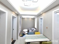 吉北社区2室2厅,全新欧式精装,小初学籍都没用!