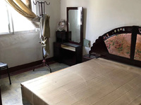 3141 吉山四村3楼 49平一室半一厅简装家具家电天然气1250有钥匙