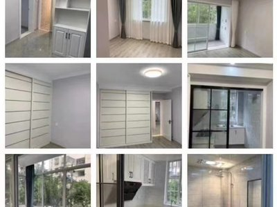 最新出售:市陌小区,车库上1楼,49平米,二室一厅