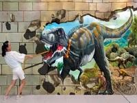 尖叫吧!地球霸主浩荡袭来!大型恐龙嘉年华空降织里!