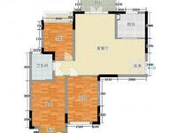 新华府8楼,全新毛坯,满两年,带产权车位,储藏室