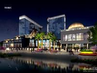 隆重推荐 蓝城广场价格完全真实 精装修 景观楼层 带车库 3500租金