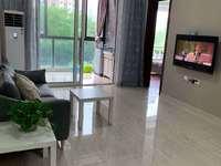 天际花园89平2室2厅精装修家电齐全小区环境优美地理位置佳有钥匙