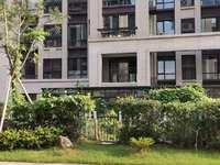 祥生悦山湖137平4房前面是花园小区中心位置总价带车位有钥匙