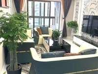 翰林世家精装修26楼,四开间朝南,双学区,学籍未用,报价198.8万
