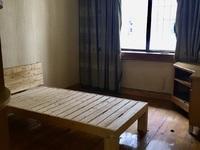 3223 吉北一期车库上1楼 59平两室半一厅 简装 家具家电 天然气开通