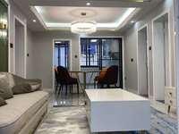 月河4楼带阁楼未开89平全新轻奢装修三室朝南两厅标准户型独立车库价格121.8万