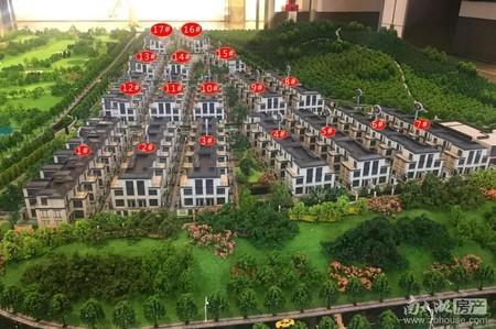 仁皇板块精装修高端别墅 有温泉 有高尔夫球场 富人象征的代表 纯别墅小区