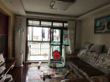 都市家园122平精装修,拎包入住,3室2厅2卫150万