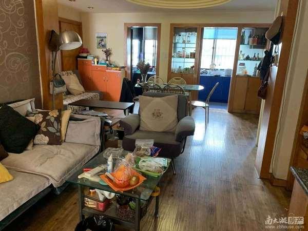 降价8万急售,滨河花园车库上一楼89.57平三室二厅良装,车库8平,满五年无二税